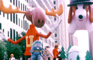 Foley's Thanksgiving Day Parade
